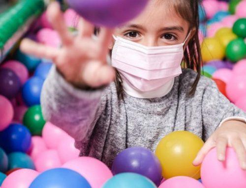 L'animazione bambini post coronavirus