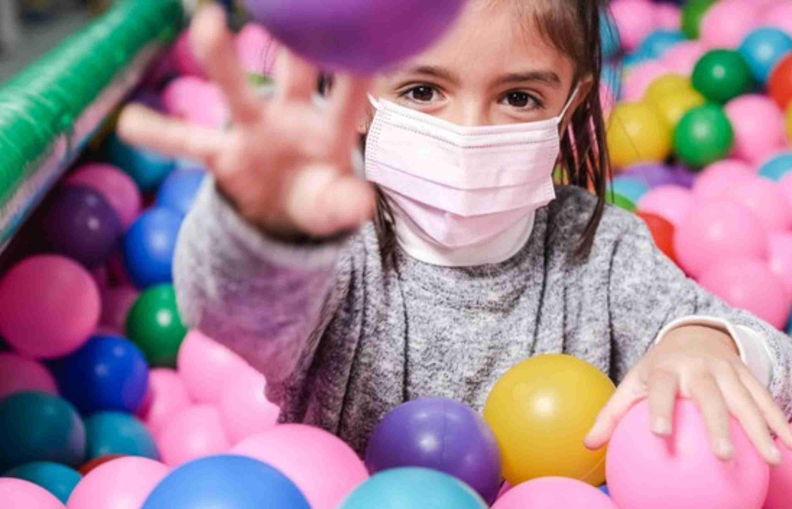 animazione bambini coronavirus