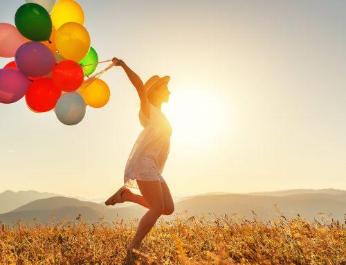 Per far volare un sogno ci vogliono i palloncini